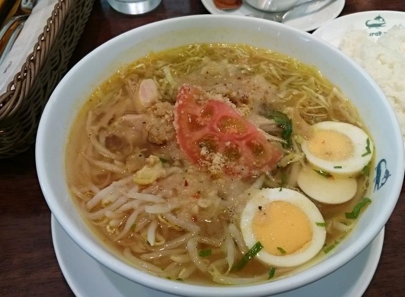 インドネシア料理スラバヤ_ソト・アヤム
